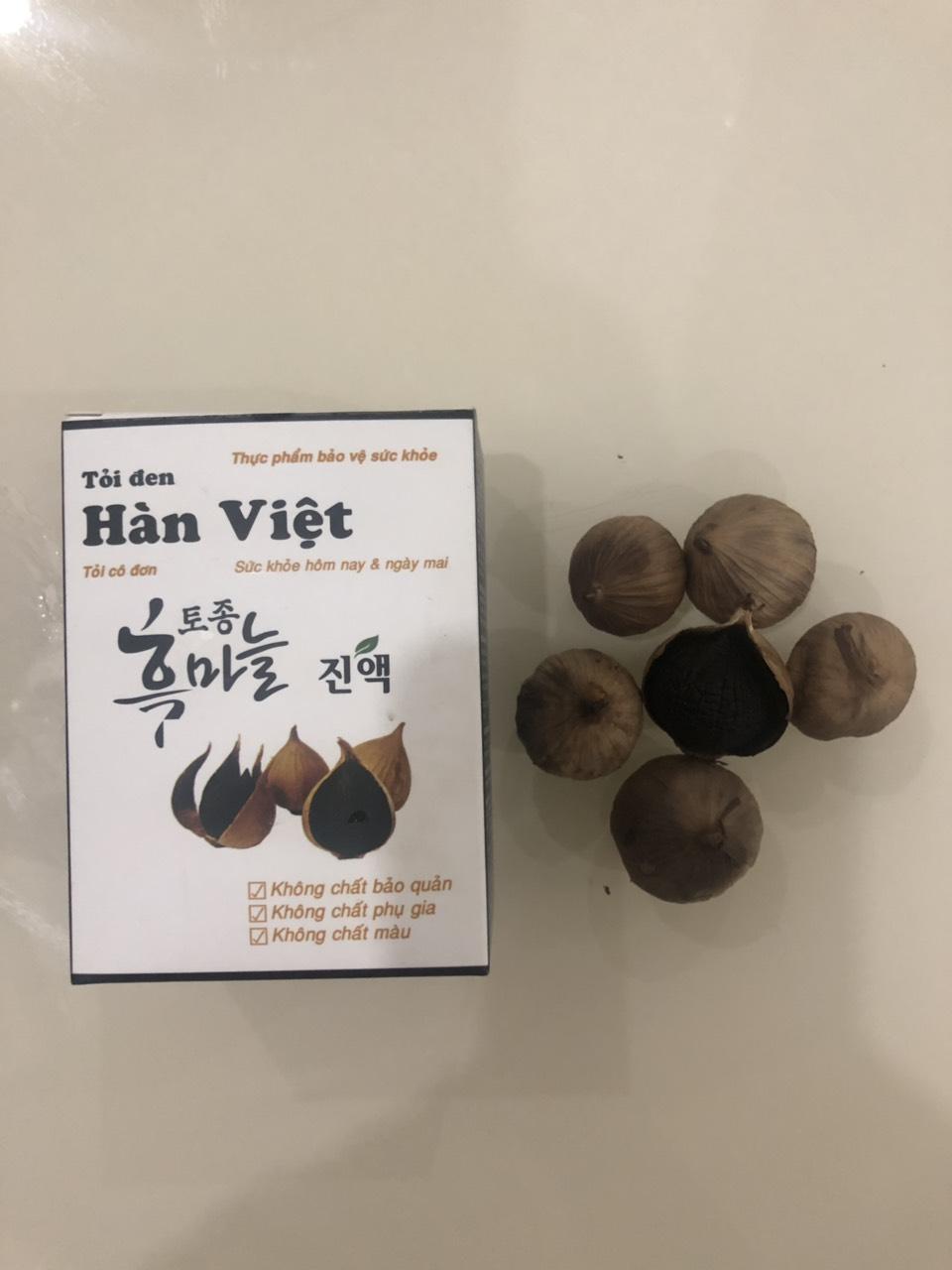 Tỏi đen Hàn Việt
